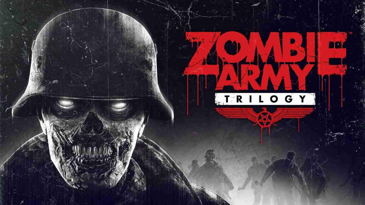 Zombie Army Trilogy Key Art