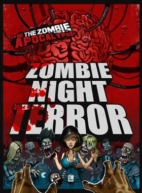 Zombie Night Terror Key Art