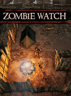 Zombie Watch Key Art