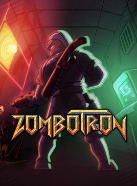 Zombotron Key Art