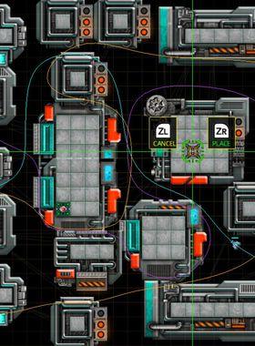 Zotrix: Solar Division Key Art
